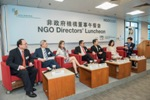 The fourth NGO Directors' Luncheon