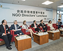 The 4th NGO Directors' Luncheon