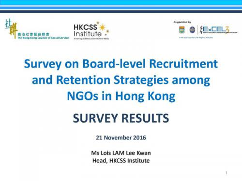 Board-level Recruitment and Retention Strategies among NGOs in ...
