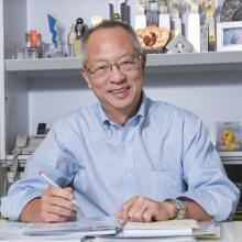 Dr Roy Chung, Honorary Chairman, The Boys' & Girls' Clubs Association of Hong Kong