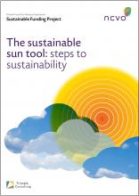 The sustainable sun tool: steps to sustainability