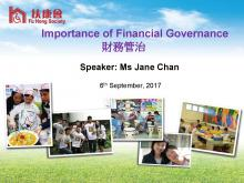 Importance of Financial Governance