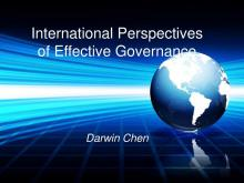 Bringing international experience in NGO governance to Hong Kong