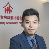 Mr Keith Tsoi, Council Member of The Family Planning Association of Hong Kong