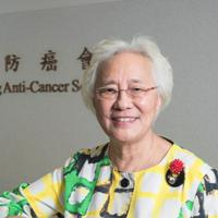 Mrs Patricia Chu, BBS, Chairman, Hong Kong Anti-Cancer Society