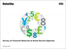 Insights from the Survey on Financial Reserves of Social Service Agencies