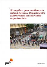 Strengthen your resilience to Inland Revenue Department's (IRD) review on charitable organizations
