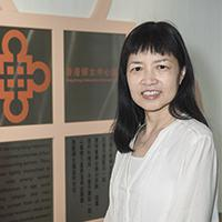 Dr Liliane Chan, Chairperson of Hong Kong Federation of Women's Centre
