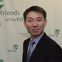 Mr Anthony Cheung, Honorary Treasurer, Friends of The Earth (HK) Charity Limited